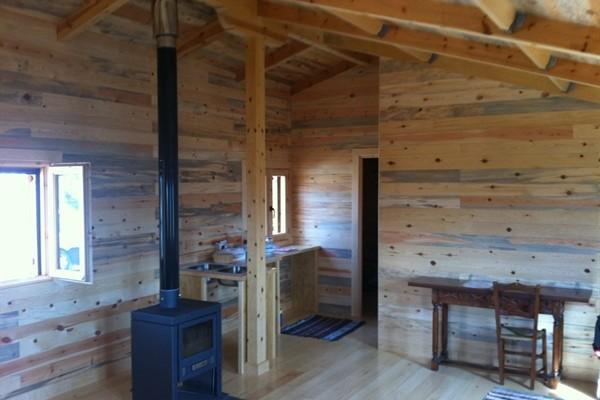 Cabañas de madera en Maderas Cuenca 4327