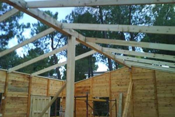 Cabañas de madera en Maderas Cuenca 4346