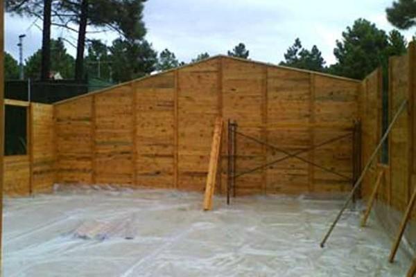 Cabañas de madera en Maderas Cuenca 4348