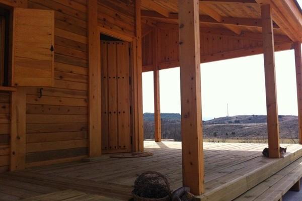 Cabañas de madera en Maderas Cuenca 4332