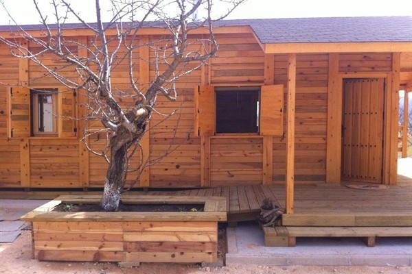 Cabañas de madera en Maderas Cuenca 4333