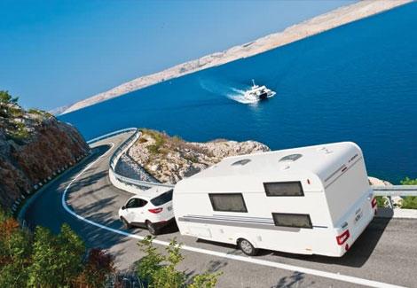 Caravanas en Adria Mobil 967