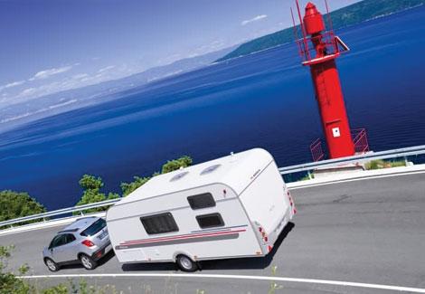 Caravanas en Adria Mobil 970