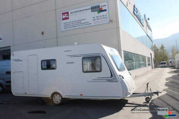 Caravanas en AutoCaravanas Norte 2393