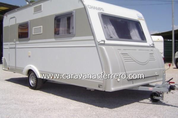 Caravanas en Caravanas Ferrero 3734