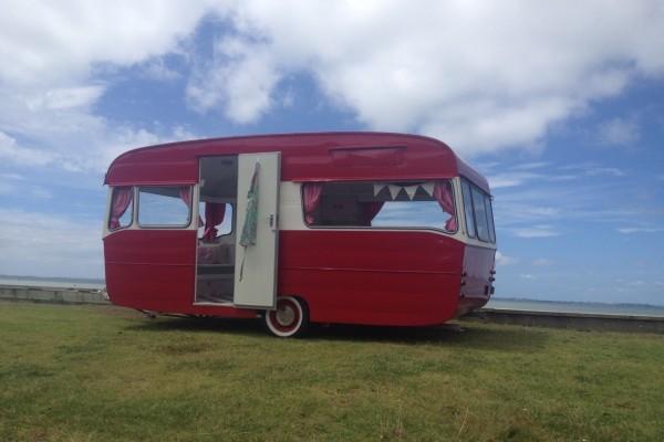 Caravanas en Love Vintage Caravans 6561