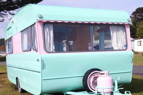 Caravanas en Love Vintage Caravans 6571
