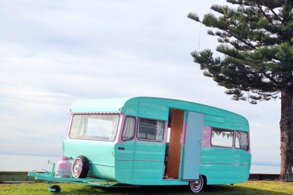 Caravanas en Love Vintage Caravans 6572