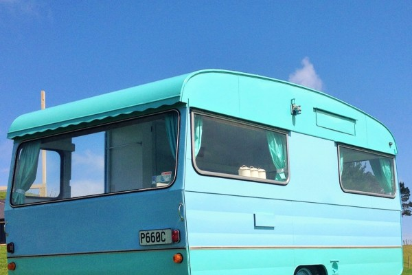 Caravanas en Love Vintage Caravans 6551