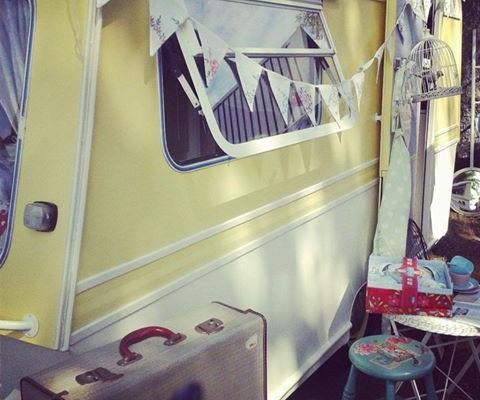 Caravanas en Lucy Jayne Caravans Vintage 6386