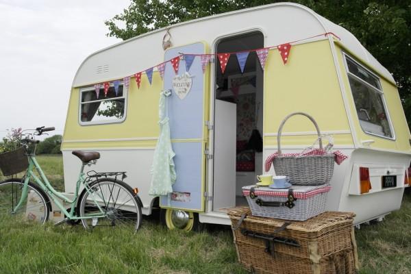 Caravanas en Lucy Jayne Caravans Vintage 6438