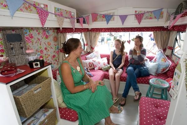 Caravanas en Lucy Jayne Caravans Vintage 6439