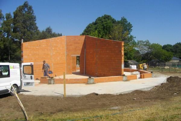 Casas ecológicas en Bioedif 2465