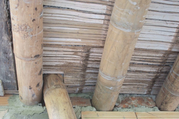 Casa increíbles en Bambusa 1066