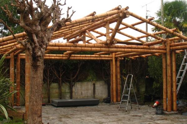 Casa increíbles en Bambusa 1078