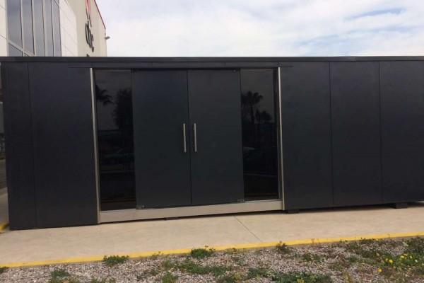 Casas modulares en ABC Modular 2075