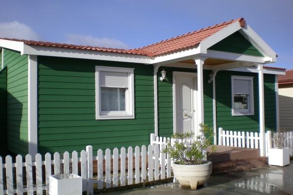 Casas de madera en ABS 4916