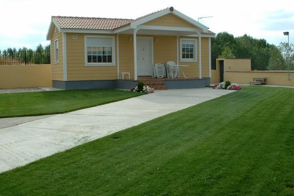 Casas de madera en ABS 4920