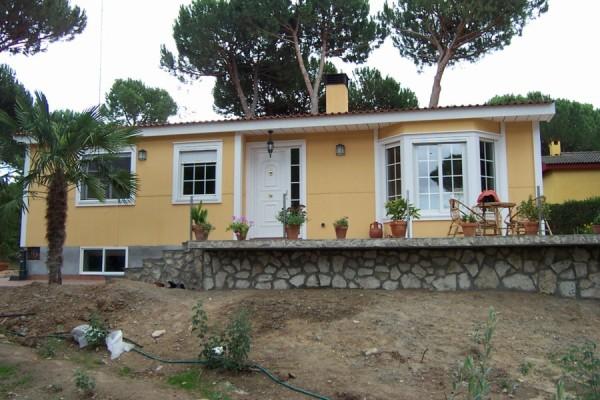 Casas de madera en ABS 4904