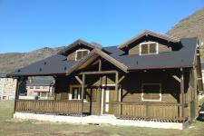 Casas de madera en AM Chalets 216