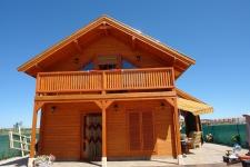 Casas de madera en AM Chalets 221