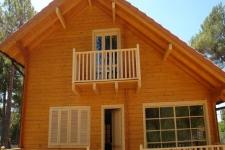 Casas de madera en AM Chalets 223