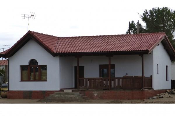Casas de madera en AM Chalets 224