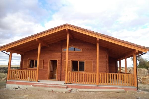 Casas de madera en AM Chalets 226
