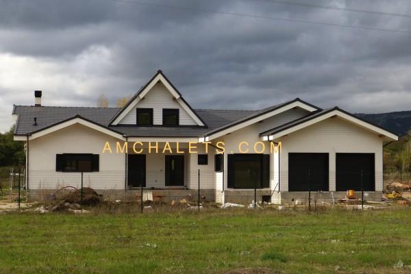 Casas de madera en AM Chalets 230
