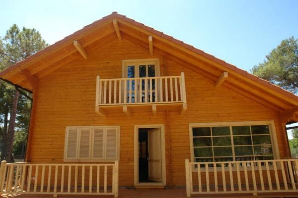 Casas de madera en AM Chalets 5035