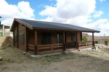 Casas de madera en AM Chalets 210