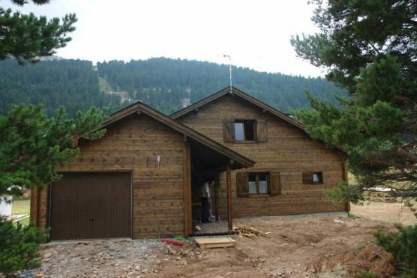 Casas de madera en AM Chalets 5039