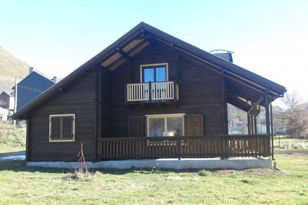 Casas de madera en AM Chalets 5041