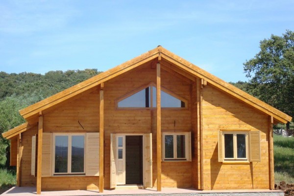 Casas de madera en AM Chalets 5043