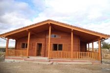 Casas de madera en AM Chalets 212