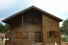 Casas de madera en AM Chalets 213