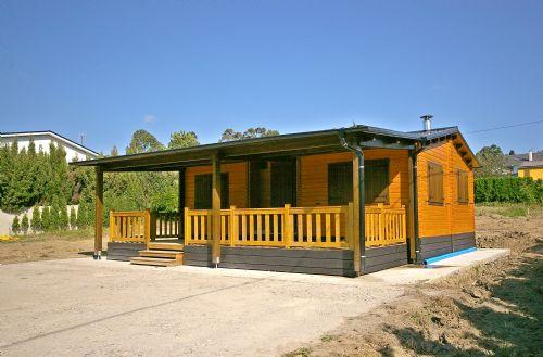 Casas de madera en ANBLA 250