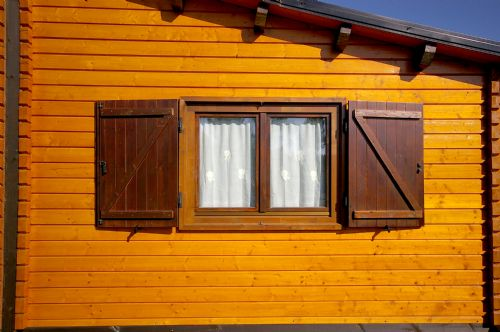 Casas de madera en ANBLA 5055
