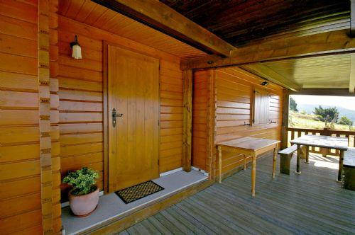 Casas de madera en ANBLA 5074