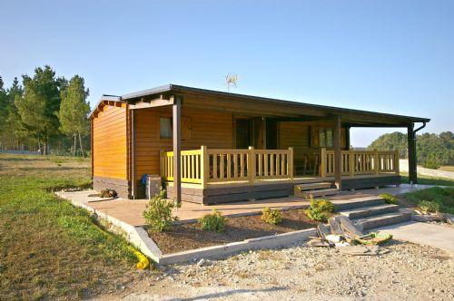 Casas de madera en ANBLA 247