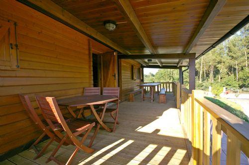 Casas de madera en ANBLA 249
