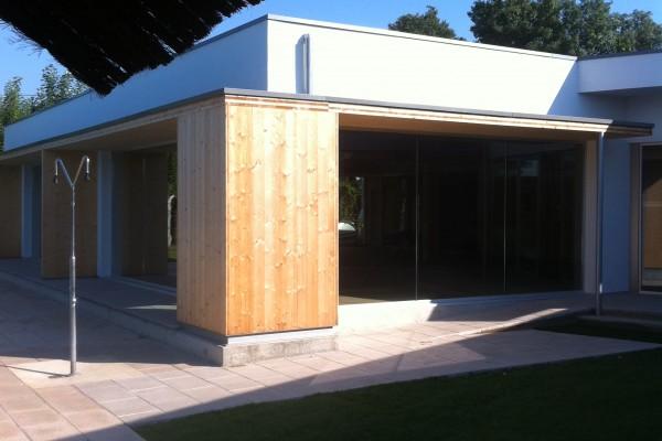 Casas de madera en Antoni Camarasa 275