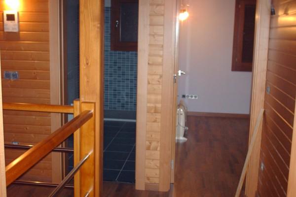 Casas de madera en Antoni Camarasa 276