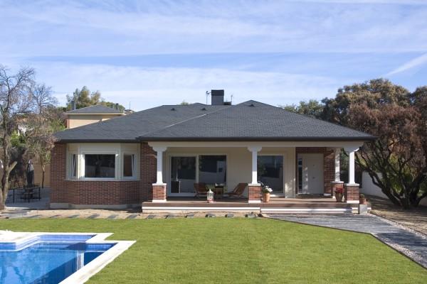 Casas de madera en canexel viviendu - Casas americanas espana ...