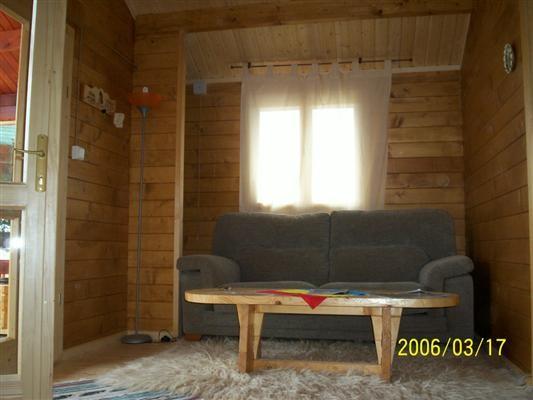 Casas de madera en Ecoandeco 2830
