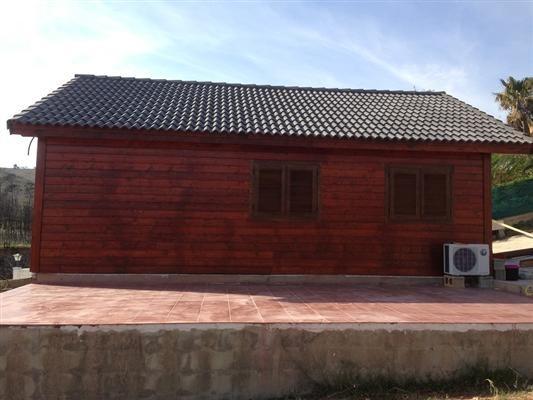 Casas de madera en Ecoandeco 2831
