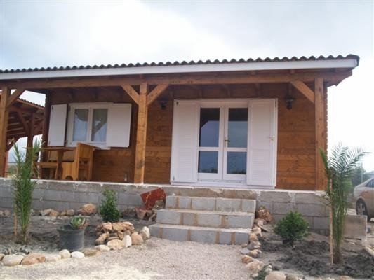 Casas de madera en Ecoandeco 2832