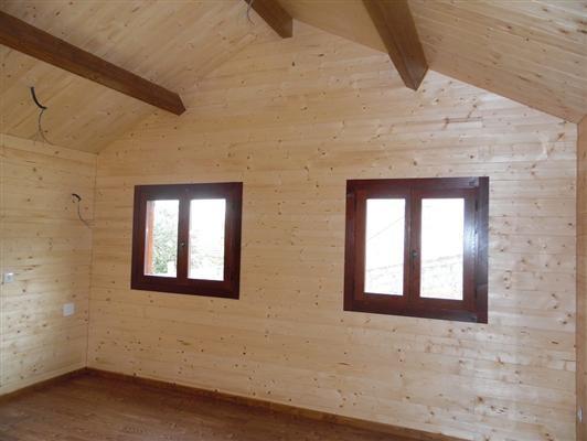 Casas de madera en Ecoandeco 2834