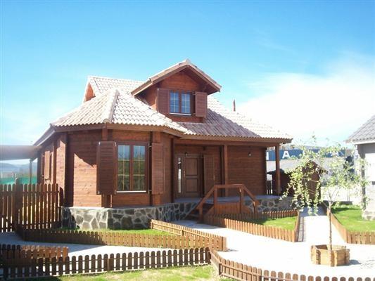 Casas de madera en Ecoandeco 2835