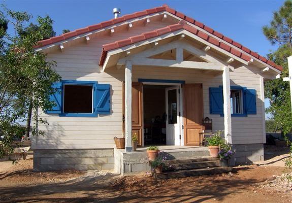 Casas de madera en Ecoandeco 2837